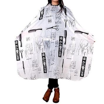 Long Beauty Hair Salon Hairdresser Cape  - Great for Hair Styling or Hair Trimming