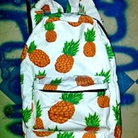 SWEET LORD O'MIGHTY! PINEAPPLE BACKPACK