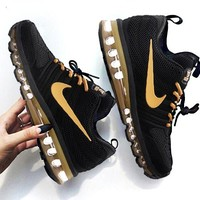 NIKE AIR MAX tide brand men and women cushion cushioning sneakers