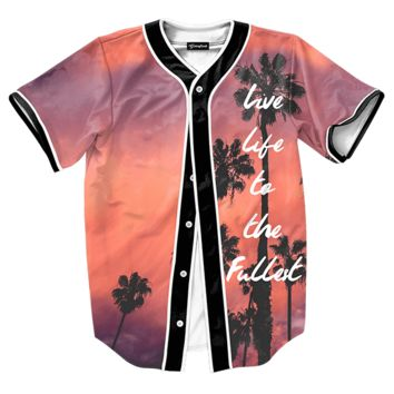 Live Life to the Fullest Jersey