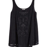 H&M+ Sleeveless Top - from H&M