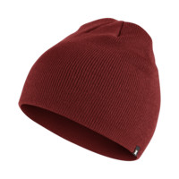 Hurley One And Only Men's Knit Hat Size 1SZ (Red)