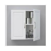 Scratch Resistant Wooden Wall Cabinet