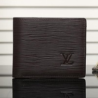 Louis Vuitton LV Man Leather Purse Wallet
