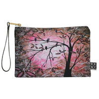 Madart Inc. Cherry Blossoms Pouch
