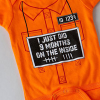 9 Months On The Inside Onesuit
