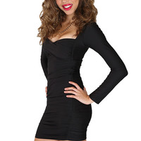 Party Gal Dress - Black