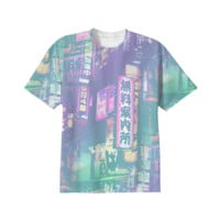 Pastel Japan created by Shoujo Tears | Print All Over Me