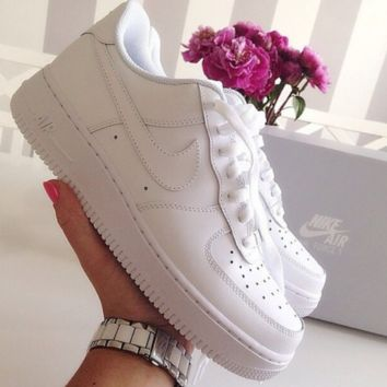 NIKE AIR FORCE men and women tide brand fashion classic casual shoes F