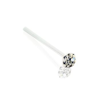 Adrianna Elegant Nose Pin Stud, Perfect Gift for Men and Women