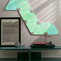 Nanoleaf Aurora Smarter Modular Lighting System Kit | Urban Outfitters