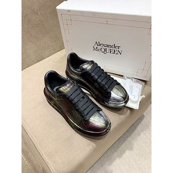McQueen  Woman's Men's 2020 New Fashion Casual Shoes Sneaker Sport Running Shoes12