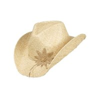 Peter Grimm's Calico Cowgirl Hat