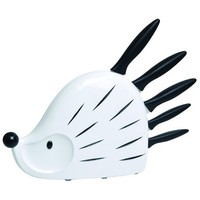 PORCUPINE KNIFE BLOCK