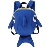 Toddler Backpack class Toddler Children School Bags Cute Shark Anti-lost Backpack for Kids Boys Girls Kindergarten School Backpacks mochilas infantis AT_50_3