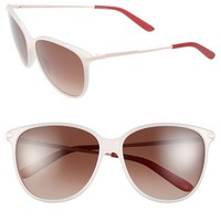 Women's MARC BY MARC JACOBS 57mm Sunglasses