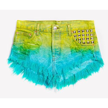 Aruba Alexx Studded Babe Shorts - Limited