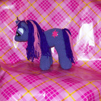 Twilight Sparkle Unicorn Inspired By My Little Pony