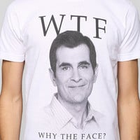 Modern Family Why The Face Tee - Urban Outfitters