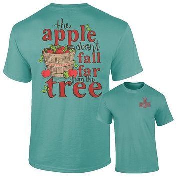 Southernology Apple Tree Comfort Colors T-Shirt