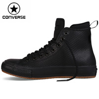 Original New Arrival 2016 Converse chuck II boots Unisex Skateboarding Shoes leather Sneakers