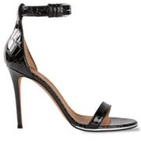 Givenchy Embossed Crocodile Sandals - Forty Five Ten - Farfetch.com