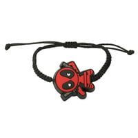 Marvel Deadpool Kawaii Cord Bracelet