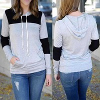 Winter Hot Sale Stylish Hats With Pocket Tops Hoodies [7767273927]