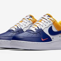 spbest Nike Air Force 1 Low Mini Swoosh FC Barcelona