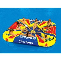 Emperor Island Party Lounge Raft River Lake Dock Inflatable:Amazon:Sports & Outdoors