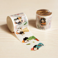 1 x 4cm*10m Sweet Girl washi tape DIY decorative album scrapbook planner masking tape adhesive tape stationery
