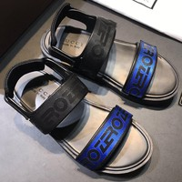 Gucci Fashion Casual Sandals Shoes-2