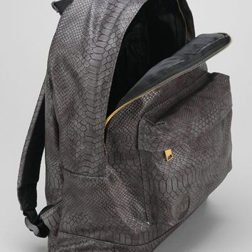 Mi-Pac Gold Python Backpack - Urban Outfitters