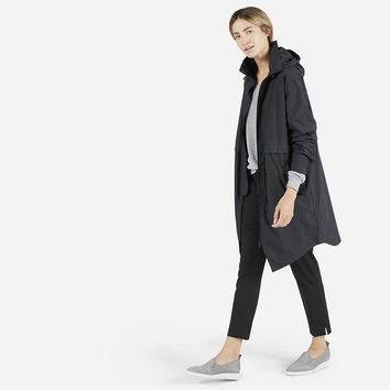 Women's Everlane Anorak - Bright Navy