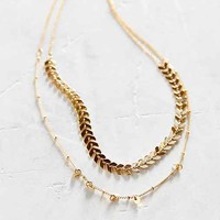 Tiny Treasures Double Layer Necklace