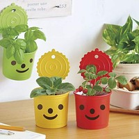 Smile & Smile- 3 Styles (Green, Red, Yellow)