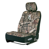 Browning Mossy Oak Infinity Camo Neoprene Lowback Car Seat Cover
