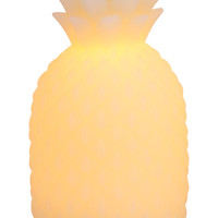 Pineapple Wax Lamp