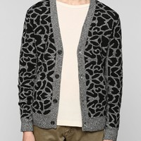 Your Neighbors Novelty Cardigan - Urban Outfitters