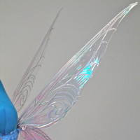 Extra Large Vidia Inspired Fairy Wings in your choice of colors