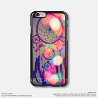 Dream Catcher light halo iPhone 6 6Plus case iPhone 5s case iPhone 5C case iPhone 4 4S case Samsung galaxy Note 2 Note 3 Note 4 S3 S4 S5 case 463