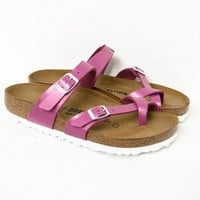 Mayari Birkenstocks | Graceful Magenta Haze