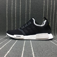 Adidas Boost Nmd Vetements x R1 Tiger Women Men Fashion Trending Running Sports Shoes