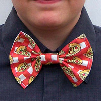 Pizza Bow Tie bowties for Foodies