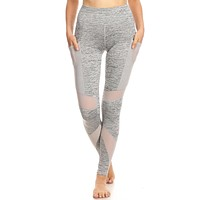 Daisy the leggings with mesh Pockets