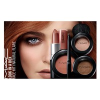 M·A·C Look In A Box: Natural Flare | MAC Cosmetics - Official Site