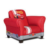 Disney Pixar Cars The Movie Upholstered Chair