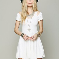 Free People Womens Tiny Dancer Dress - Lily