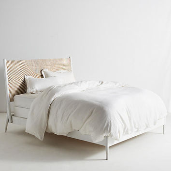 Carved Thalia Bed