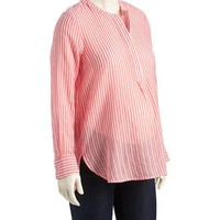 Old Navy Maternity Striped Tunic Top